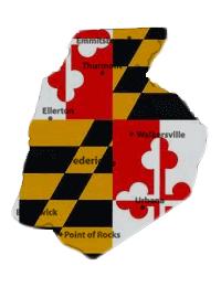 Frederick County - Maryland Flag